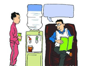 饮水机久用不清危害大 简单清洁小妙招