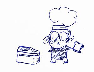 什么样的人需要买面包机?哪种面包机好?